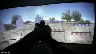 """Тир """"Reload"""" в Санкт-Петербурге (Флорида,США). Стрелковый симулятор.#1"""