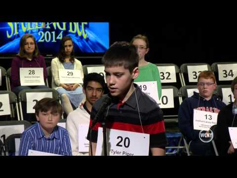 The Post-Standard/WCNY 2014 Spelling Bee