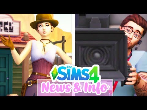 AUDITIONS, RESEARCH EMOTIONS, DRAMA PERFORMANCES ⭐?// THE SIMS 4 GET FAMOUS | NEWS & INFO thumbnail