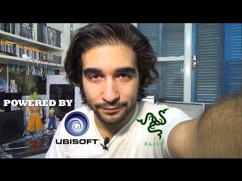 Powered By Razer and Ubisoft