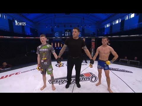 CW125: Conor Wilson vs Ciaran Mullholland