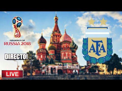 FIFA 18: FIFA WORLD CUP RUSSIA 2018| DIRECTO | [Agus Wyatt]