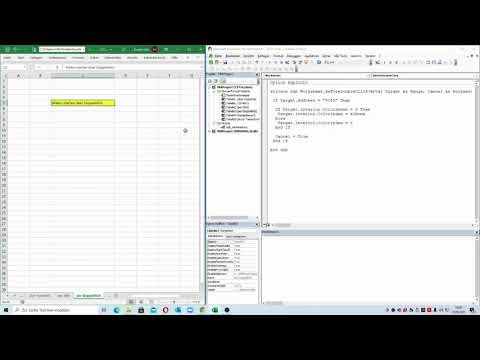 264: Excel-VBA: Alternative Möglichkeiten, ein Makros zu starten