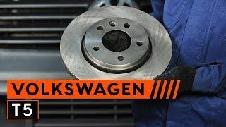 Instructie VW TRANSPORTER gratis downloaden