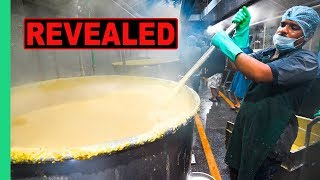 INDIAN FOOD and What the News WON'T Show You!