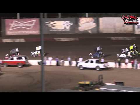 Perris Auto Speedway 8-15-15 :: California Lightning Sprints