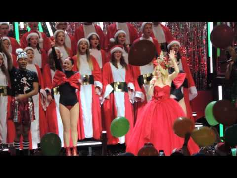 Free download Mp3 Kylie Minogue, Oh I Wish It Could Be Christmas Every Day 2, live, London, 11/12/2015 online
