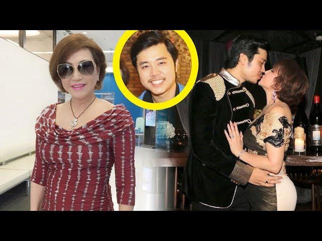 Vũ Hoàng Việt CHIA TAY bồ già, Yvonne Thúy Hoàng lộ cuộc sống thật?