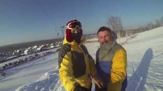 видео «Красная Горка в Мелихове»
