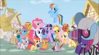My Little Pony A Amizade é Mágica - Abertura da 4ª Temporada