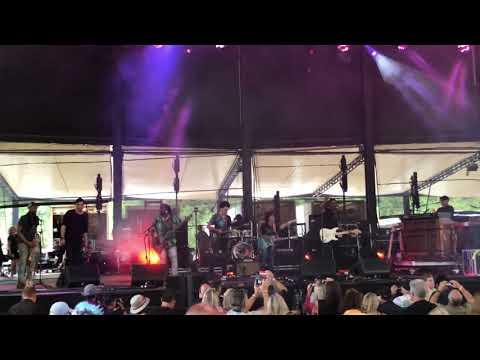 "Dumpstaphunk with Brandon ""Taz"" Niederauer - Peach Music Festival 2018"
