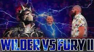 Deontay Wilder vs Tyson Fury II   Sanctioned by WBC