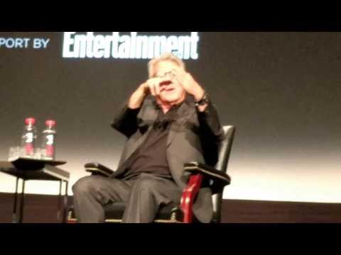 "Best Improvisation: Dustin Hoffman tells story behind ""I am walking here"""