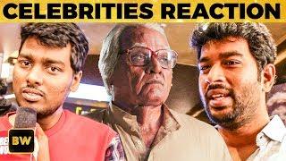 """Vijay Sethupathi Bro Semma"" - Seethakaathi Review by Celebrities | DC"