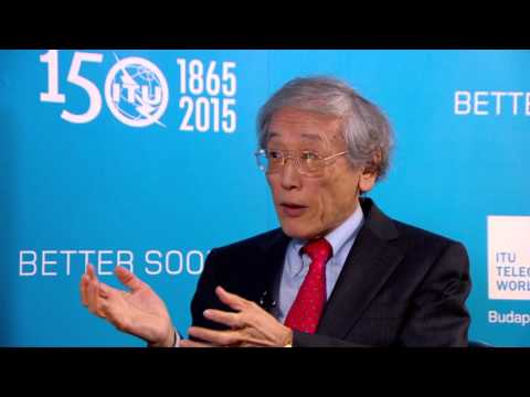 ITU TELECOM WORLD 2015 INTERVIEWS: Hirochi Tominaga, General Manager, Japan Battery Regeneration Inc
