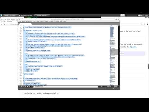 Как установить и настроить Apache, PHP, MySQL