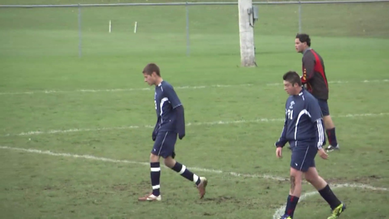 NCCS - AuSable Valley Boys B Q-F  10-27-11
