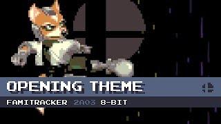 Opening [8-Bit; 2A03] - Super Smash Bros. Melee