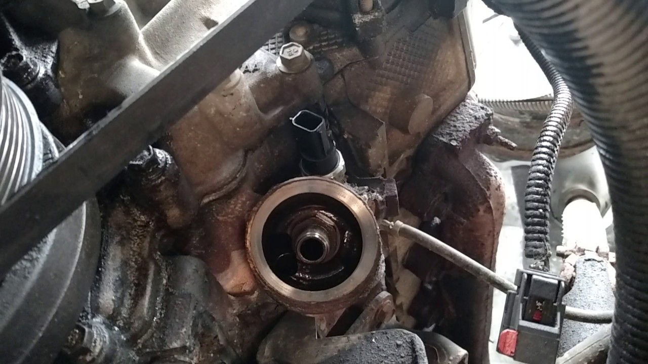 Oil Pressure Switch Replacement On 2005 Doge Ram 4 7 Lt