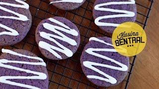 Ube Macapuno Cookies | New Filipino Cooking Channel | Kusina Sentral