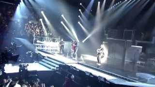 Fergie and Slash - Sweet Child O Mine Live