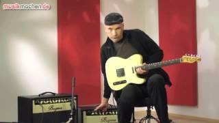 Bugera V22 & V55HD Gitarren-Amps im Test