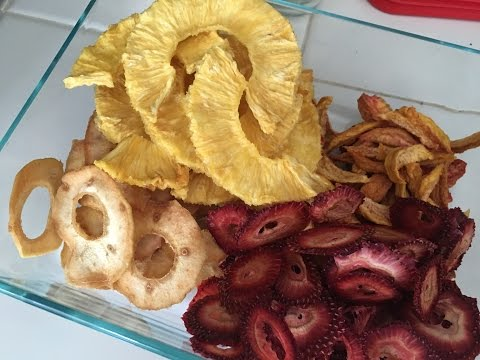 dehydrated fruit healthy fruit and vegetable snacks