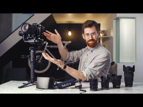 My Video Gear for 2019: Sony A7 III