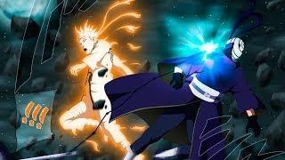 [AMV] - Naruto, Kakashi, Killer Bee and Gai VS Tobi