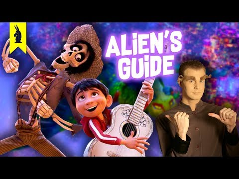 Alien's Guide to Pixar's COCO [NEW!]