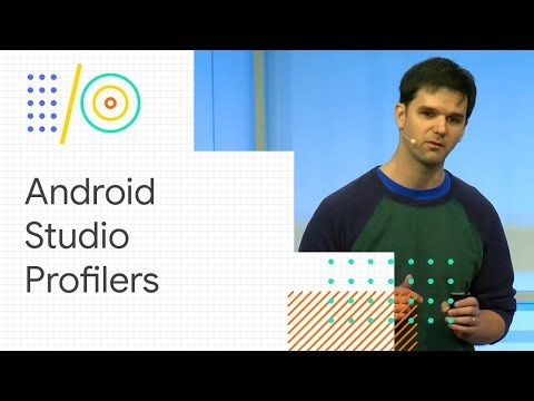 Improve app performance with Android Studio Profilers (Google I/O '18)
