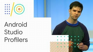 Improve app performance with Android Studio Profilers (Google I/O