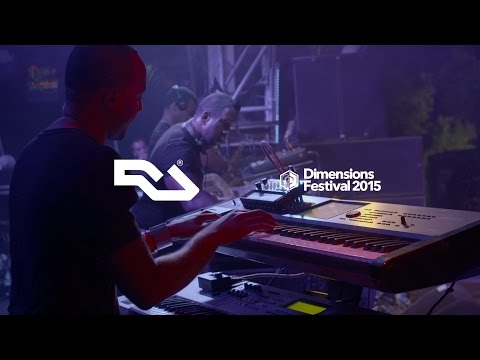 UR presents Timeline (live) at Dimensions Festival - INSIDE | Resident Advisor