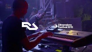 Underground Resistance live at Dimensions Festival - INSIDE | Resident Advisor