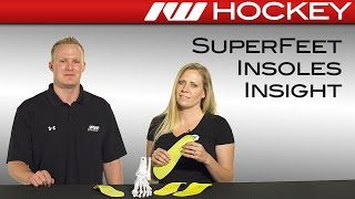 SuperFeet Hockey Insole Insight (Carbon Pro & Yellow)