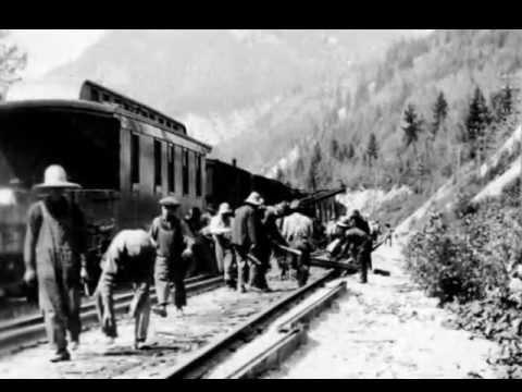 Railroad Man  -  Words & Music Alf Cook
