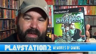 Memories of Gaming on the PlayStation 2