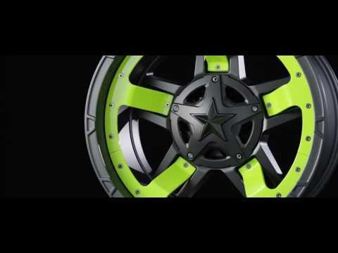 KMC XD Rockstar RS3