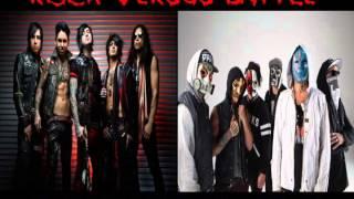 Rock Versus Battle - Escape the Fate vs. Hollywood Undead