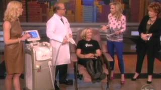 Dr. Bruce Katz on The View - NEW ClearLift Treatment at Juva Skin & Laser Center
