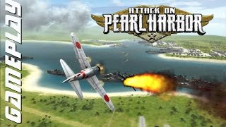 Attack on Pearl Harbor PC - GAMEPLAY mission 2