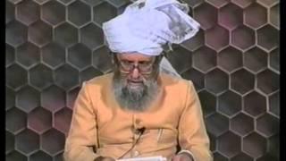 Urdu Dars Malfoozat #212, So Said Hazrat Mirza Ghulam Ahmad Qadiani(as), Islam Ahmadiyya