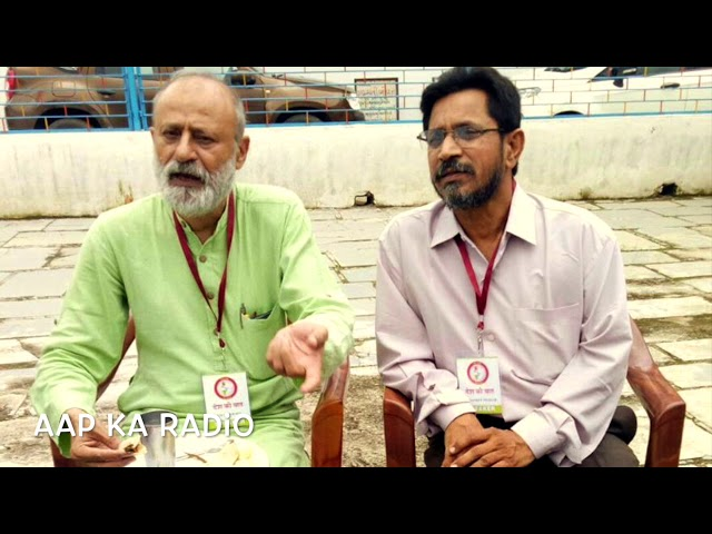 Insights from Chhattisgarh with state convenor Dr. Sanket Thakur (AKR Ep 10)