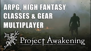 Project Awakening Gameplay Info And Interview With Cygames