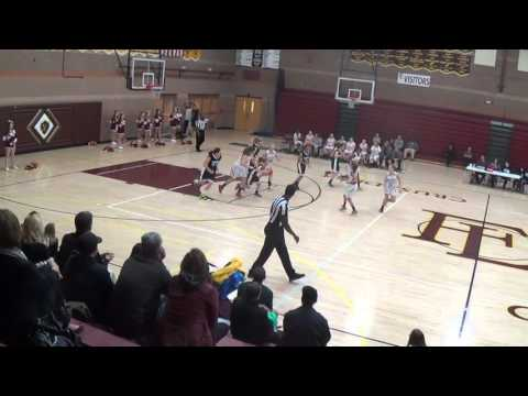 Faith Lutheran vs Rosemary Clarke Middle School January 8, 2016 End of Game