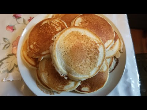 como preparar pancakes de aunt jemima facil