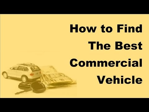 2017 Motor Insurance FAQs |  How to Find The Best Commercial Vehicle Insurance Company