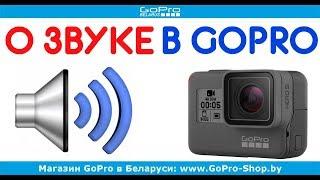Встроенный звук или микрофон для GoPro 5/6 Black? by  gopro-shop.by
