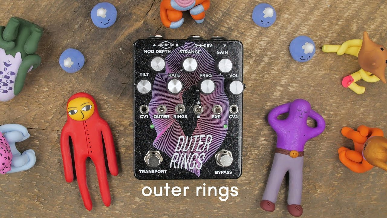 Adventure Audio Outer Rings Youtube