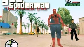 GTA Spiderman - The french one  (Original 2006)